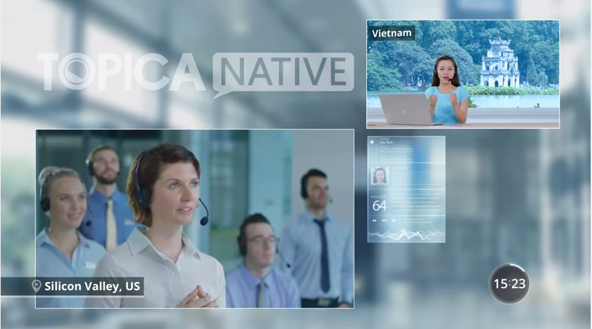 [TOPICA Native] TVC Topica 30s HD